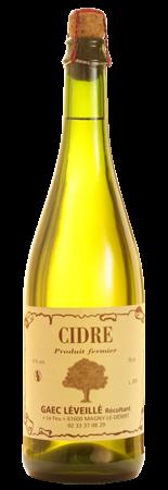Cidre de Normandie fermier brut- 6 bouteilles