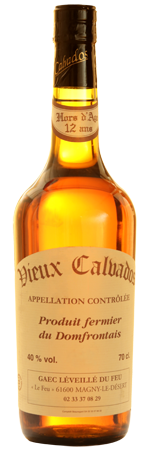 Calvados Out of age 12 years